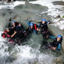 Canyon d'Estat aquatique - Speleo Canyon Ariege