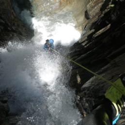 Canyon d'Estat sportif - Speleo Canyon Ariege