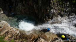 Canyon de l'Estat speleo ariege