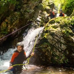 Canyon-de-Subra-en-Ariege