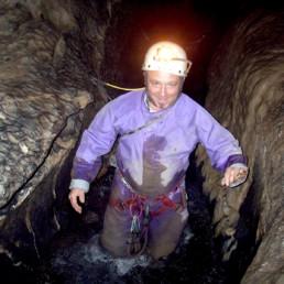 Canyon souterrain Vicdessos - Speleo Canyon Ariege