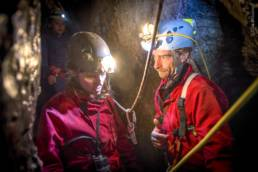Initiation-speleologie-ariege