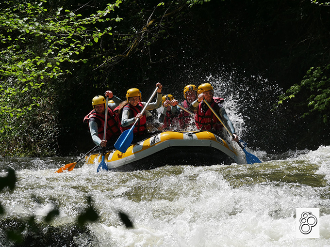 oxygen aventure raft partenaire speleo canyon ariege