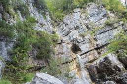 canyoning predelica rappel