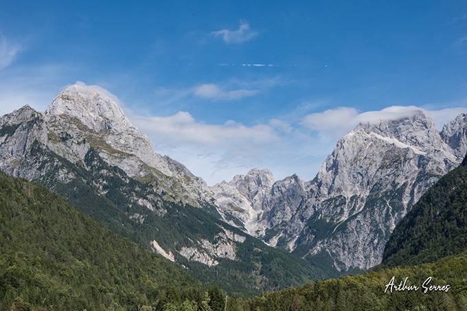 slovénie alpes