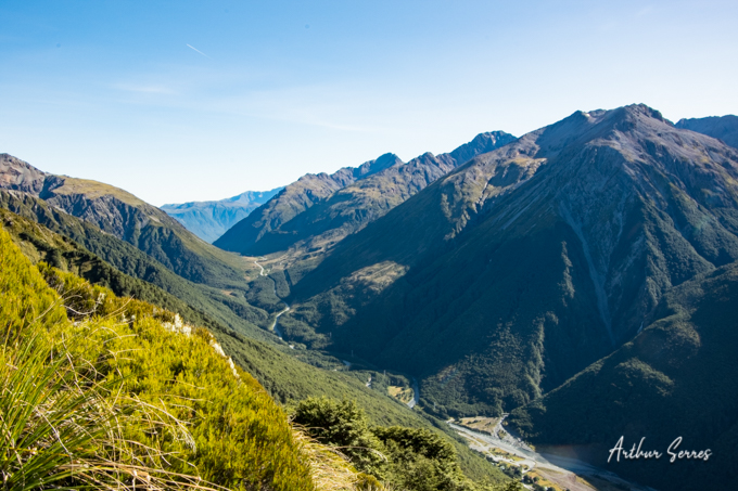 Arthur's Pass Nouvelle Zélande
