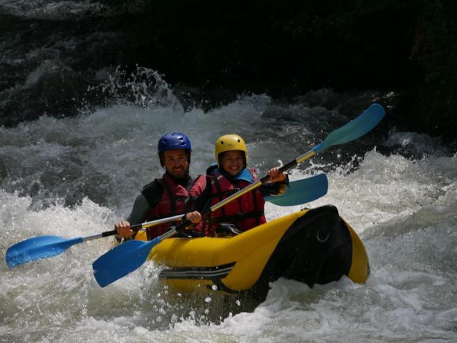 rafting oxygen aventure